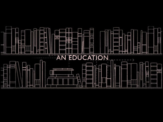 An Education 2009 movie title