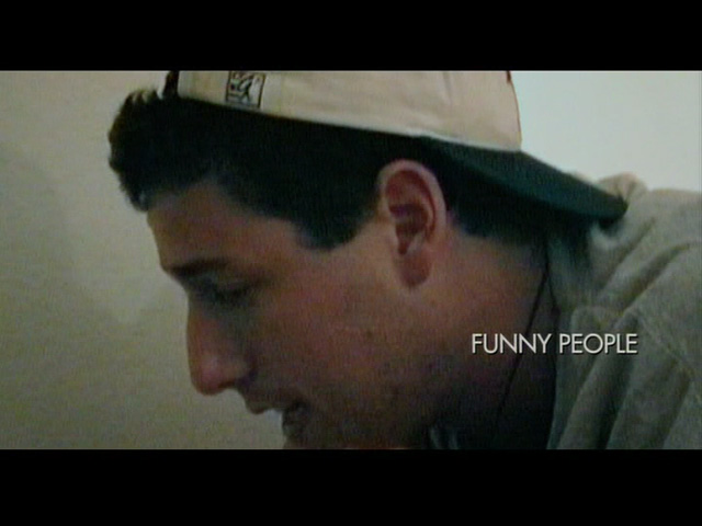 Funny people 2009 movie title
