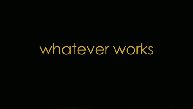 Whatever Works movie trailer title