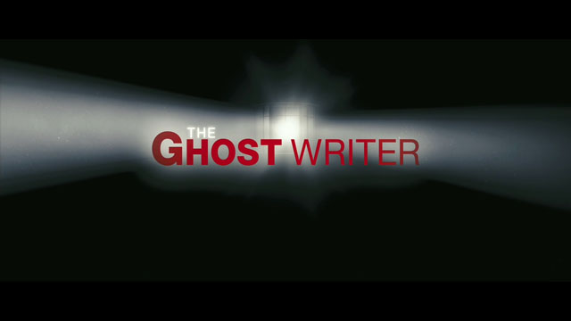 The Ghost Writer movie trailer title