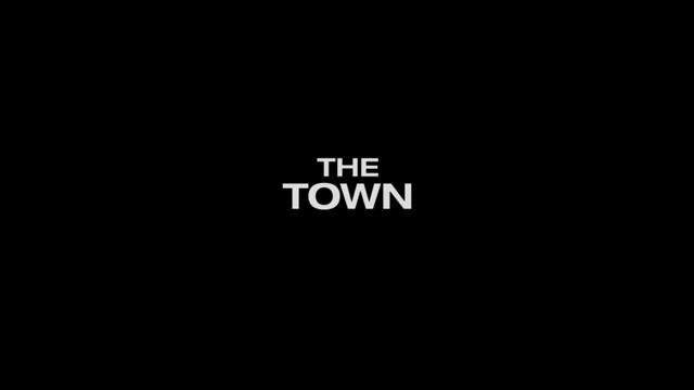 The Town 2010 movie title