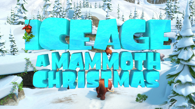Ice Age: A Mammoth Christmas 2011 movie title
