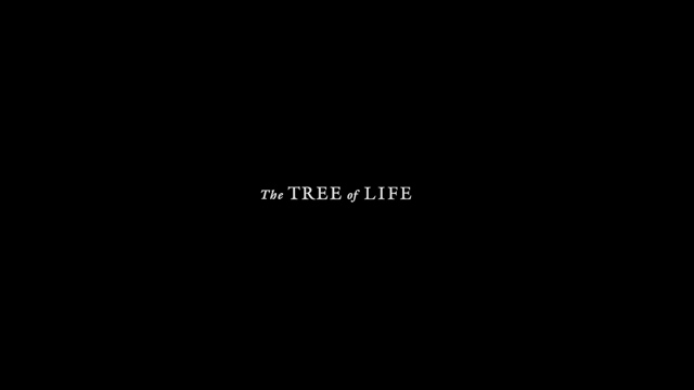 The Tree of Life 2011 movie title