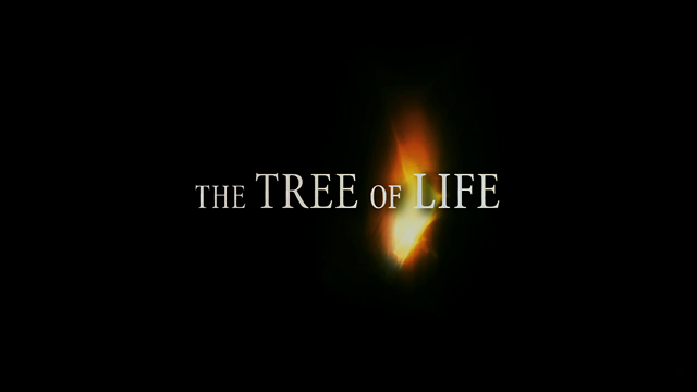 The Tree of Life 2011 trailer title