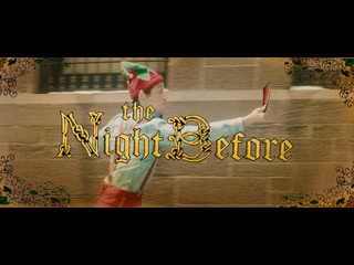 The Night Before (2015) Blu-ray movie title