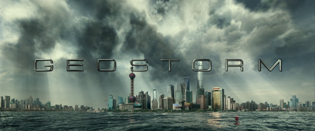 Geostorm 2017 Title Sequence The Movie Title Stills Collection Updates