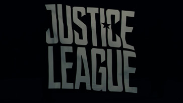 Justice League (2017) Warner Bros. - blu-ray movie title