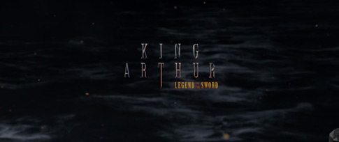 King Arthur: Legend of the Sword (2017) Warner Bros. - blu-ray movie title