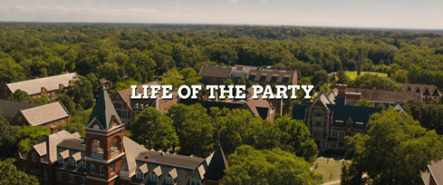 Life of the Party (2018) Warner Bros. - blu-ray movie title