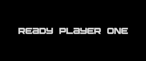 Ready Player One (2018) Warner Bros. - blu-ray movie title