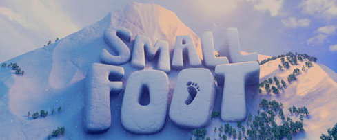Smallfoot (2018) Warner Bros. - blu-ray movie title