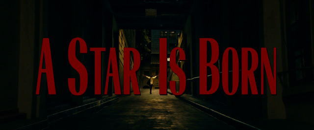 A Star Is Born 2018 Title Sequence The Movie Title Stills Collection