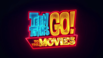 Teen Titans Go! To the Movies (2018) Warner Bros. - blu-ray movie title