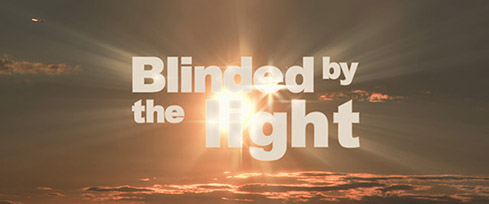 Blinded by the Light (2019) Warner Bros. - blu-ray movie title