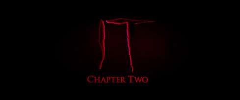 It Chapter Two (2019) Warner Bros. - blu-ray movie title